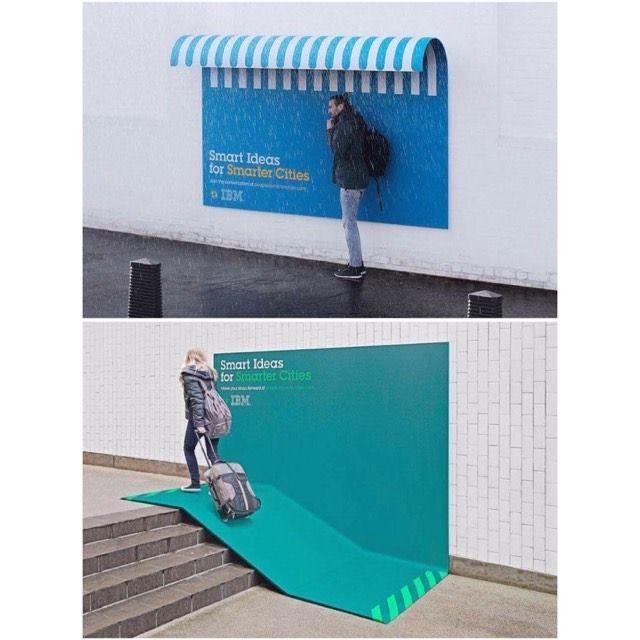 Best Creative Billboards Images On Pinterest Dream Job - 17 incredibly creative billboard ads