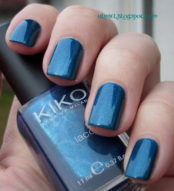 Kiko - Pearly Malachite Green (300)