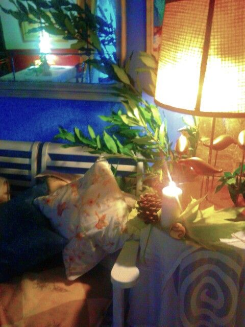 Salón em otoño | Casa Rural el Rincón del Agua