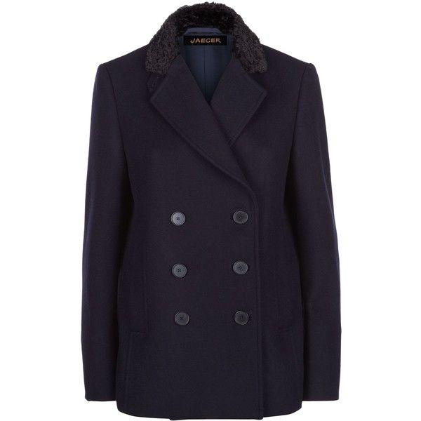 Best 10  Navy pea coat ideas on Pinterest | Pea coat, Winter coat ...