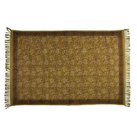 Dutchbone Carpet Indian Block Dutchbone Collection Woonaccessoires
