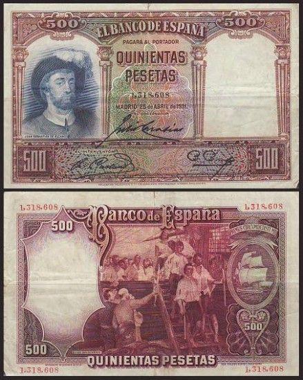 500 p, 1931