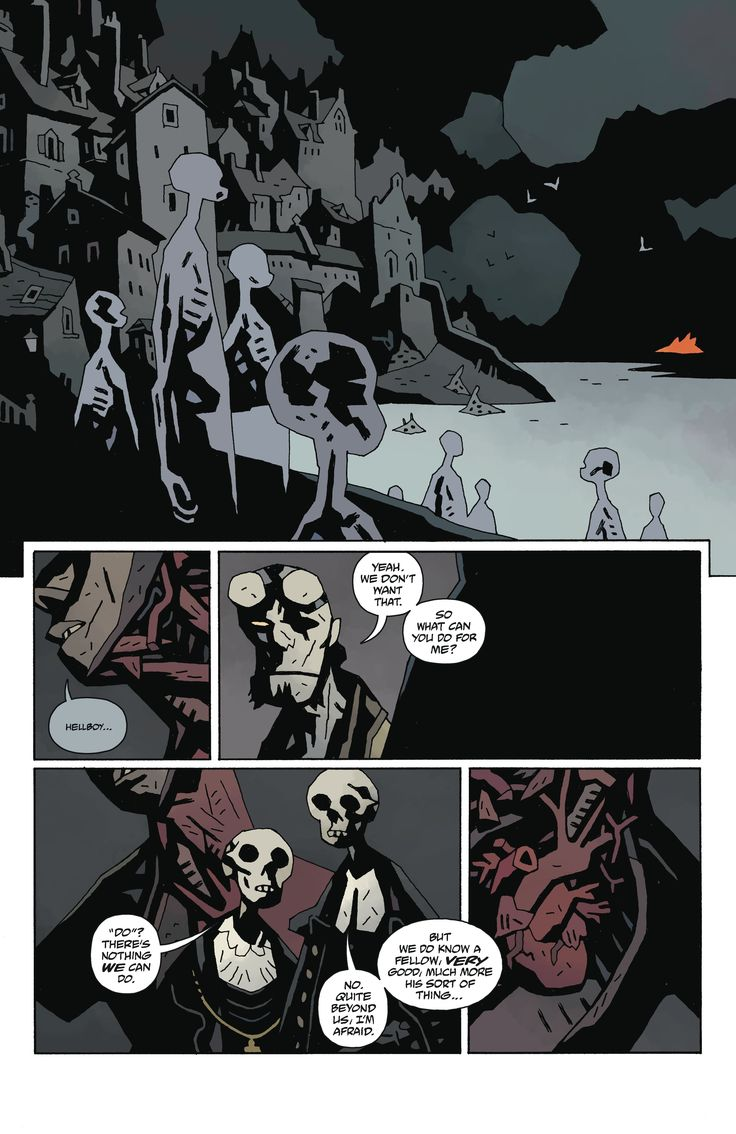 Hellboy in Hell preview: and then things get worse | Polygon