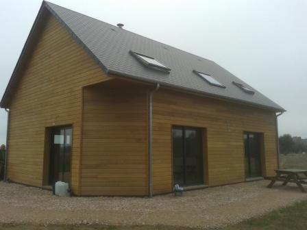 Constructeur à Grand-Couronne d'habitations en bois en Normandie Seine-Maritime 76