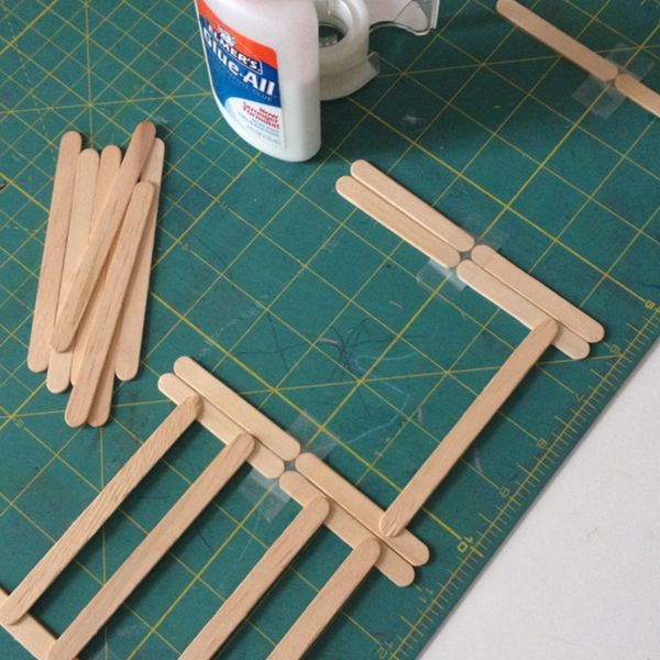 X   Craft Sticks