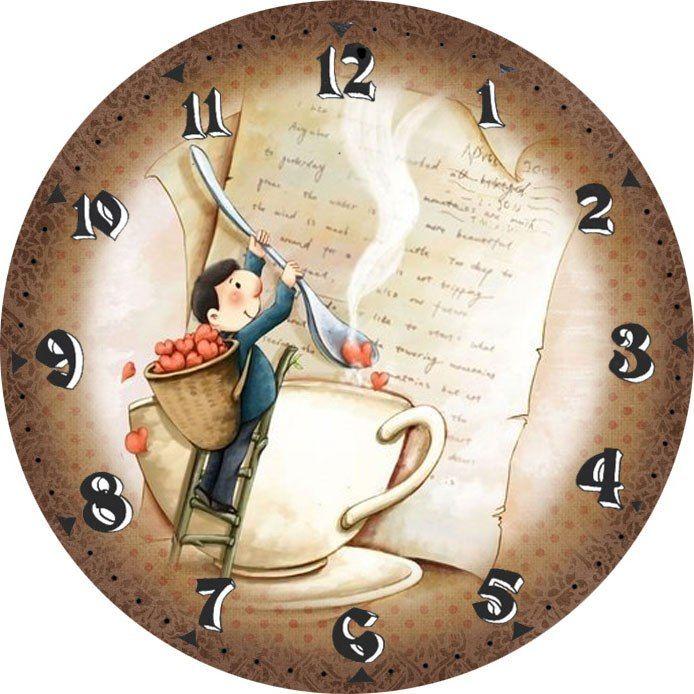 Картинки для декупажа часов. Обсуждение на LiveInternet - Российский Сервис Онлайн-Дневников
