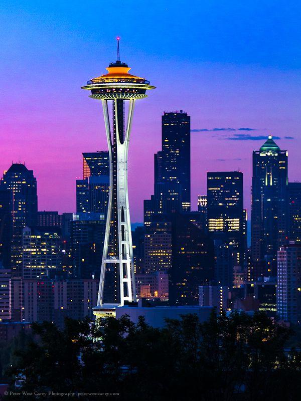 Sunrise in Seattle u003c3 Everytime I