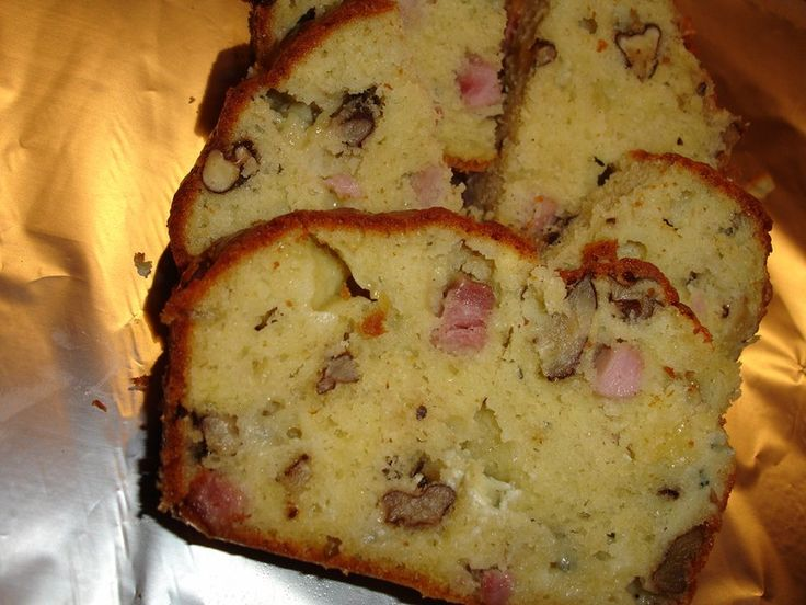 Recette Cake De Sophie Roquefort Noix