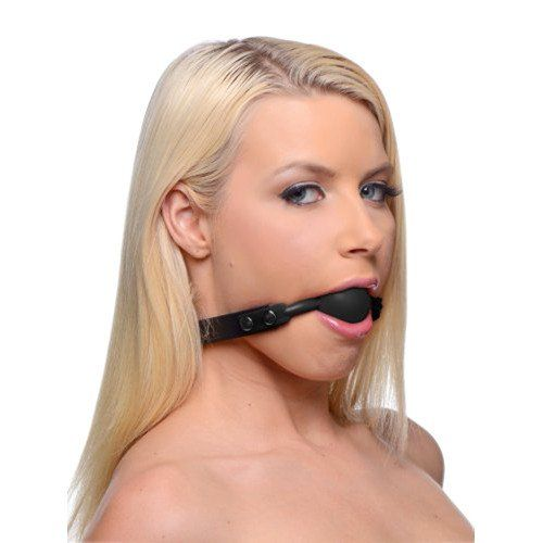 Premium Hush Locking Ball Gag