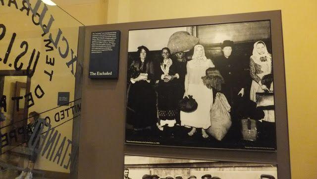 Museo de la Inmigración, Immigration Museum, Ellis Island, Nueva York,  Elisa N, Blog de Viajes, Lifestyle, Travel