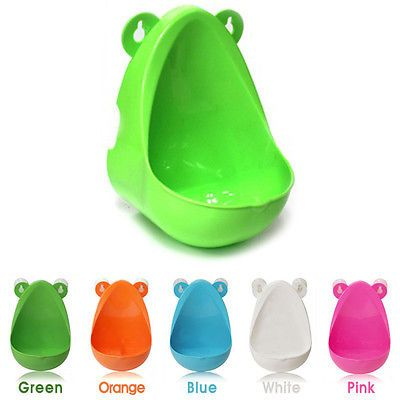 New Kid's Urinal for Boy Children Baby Child Potty Pee Training Toilets Toddler