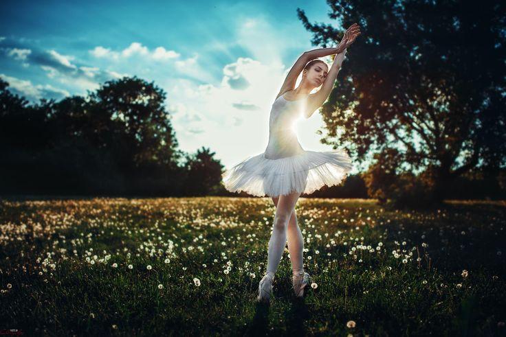 Sunny ballet by Георгий Чернядьев on 500px