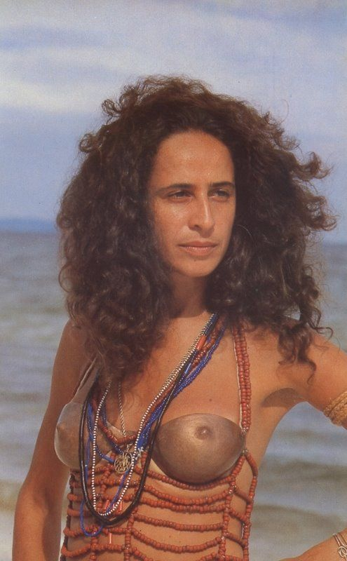 vintage brasil Maria Bethania.