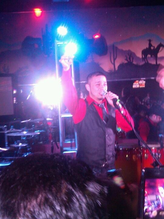 Jesse Turner in Austin, Texas 12/21/2012