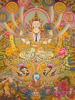 Tibetan Buddhist Art Wallpaper   www.pixshark.com - Images ...