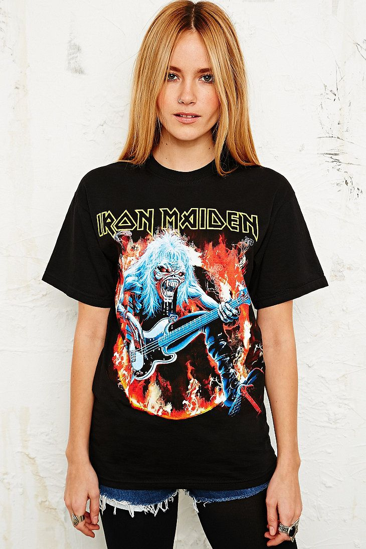 maiden rock black personals Iron maiden - infinite dreams [7] these highly collectable black vinyl singles will be cut from the original uk analogue best hard rock metal band in the.
