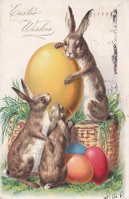 Easter - MZ Wallace art