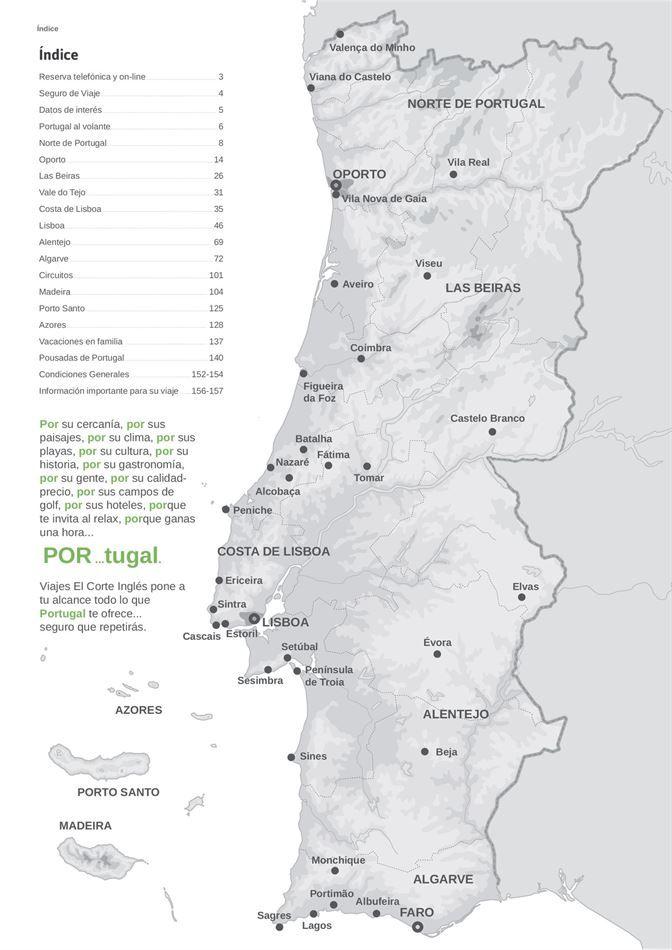 Catálogo de ofertas de Viajes El Corte Inglés