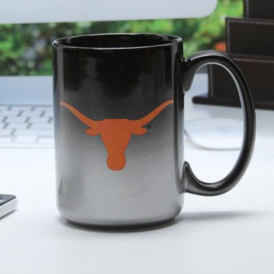 Texas Longhorns 15oz. Chrome Mug