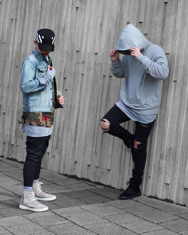 Male Urban Fashion
