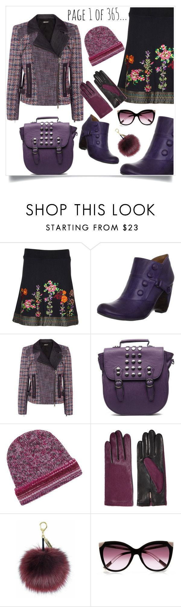 """""""1-st january"""" by hani-bgd ❤ liked on Polyvore featuring Desigual, Miz Mooz, DKNY, Steve Madden, Missoni, AGNELLE, Helen Moore, River Island and Winter"""