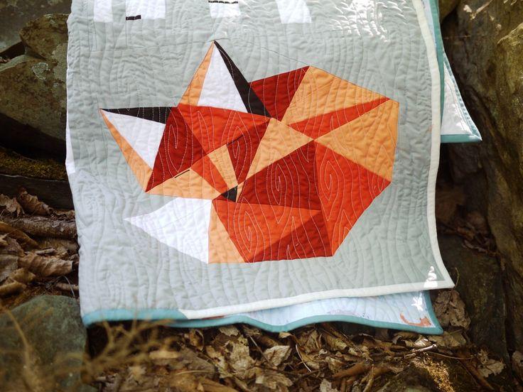 Best 25 Fox Quilt Ideas On Pinterest Block By Block