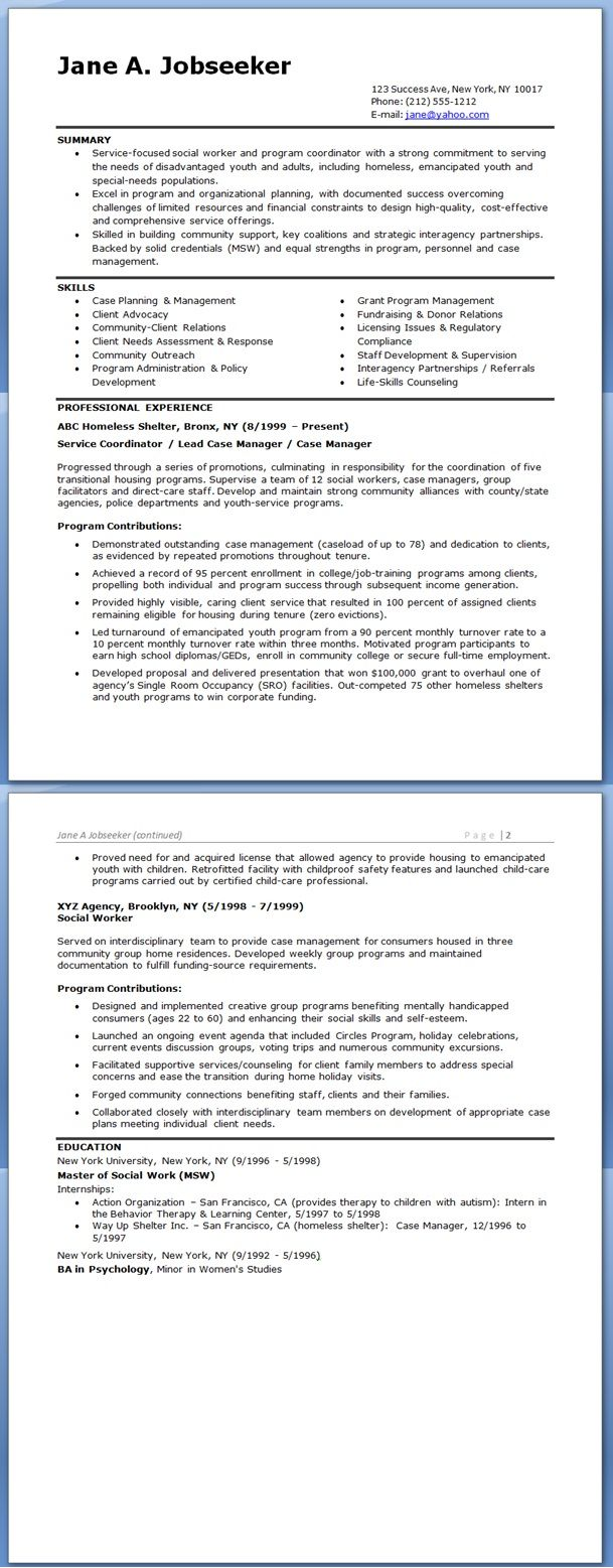 Cover Letter Social Work Australia. Of Resume Vina Sample ...