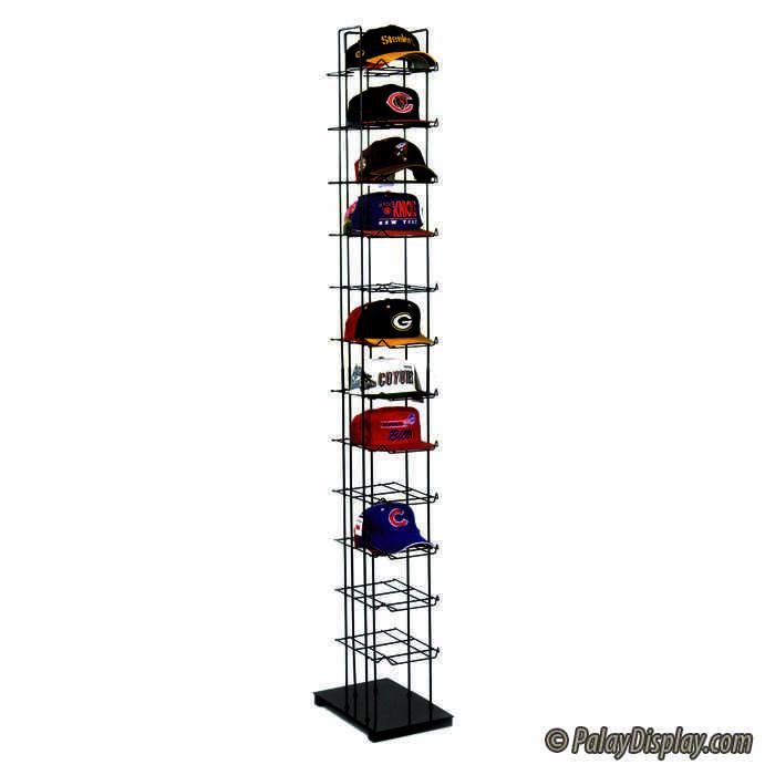 Cap Rack - Baseball Cap Tower