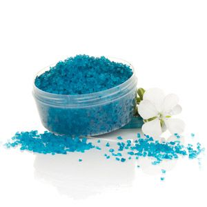 These stress-relieving bath salts are filled with essential oils specially chosen to help you relax after a busy day.  Melissa helps ease tension headaches, calm the nerves, relax the muscles and promote sleep, while Rose Geranium stimulates the adrenal cortex to balance the nervous system, lift depression and allay anxiety. There's also Calendula to soothe and calm the skin. Sprinkle under warm, running water and let the beautiful aromatic fragrance restore your sense of wellbeing.