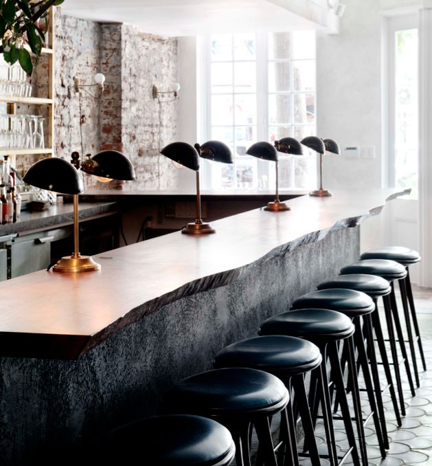 The Musket Room Is A Beautiful Fine Dining Restaurant Serving NZ Inspired Food In Noho Manhattan It Was Designed By Talented Alexander Waterworth Firm