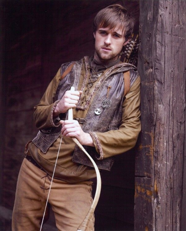 2006: Robin Hood - Jonas Armstrong