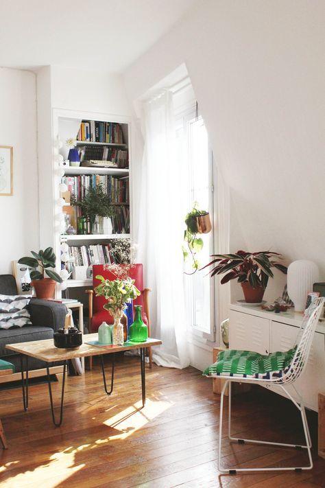Die besten 25+ Moderne französische interieure Ideen auf Pinterest - industrieller schick interieur moderner wohnung