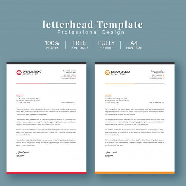 Download Letterhead Business Template For Free With Images Letterhead Business Letterhead Business Card Mock Up