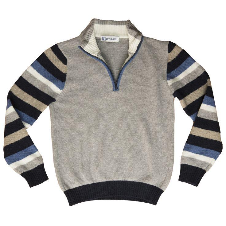 Acest pulover este unui dintre favoritele colectiei: material comod si calduros, culori de sezon si croiala in tendinte.