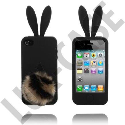 iPhone 4 mustat pupu suojakuoret!