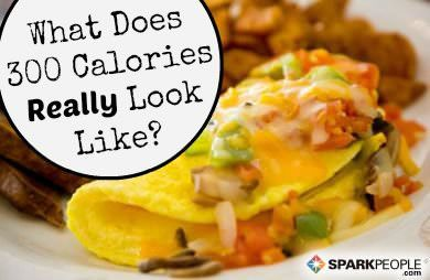 What Do 300-Calorie Meals Really Look Like? via @SparkPeople