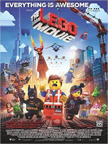 Everything Is Awesome (from The Lego Movie): Five Finger Piano, Sheet: Shawn Patterson, Andy Samberg, Akiva Schaffer, Jorma Taccone, Joshua Bartholomew: 0038081486536: Amazon.com: Books