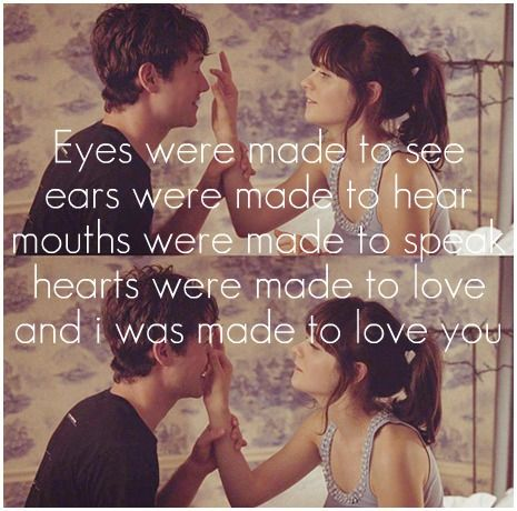 Cutest Couple Quotes | Whatever you want it to be.