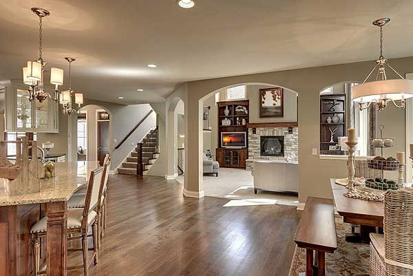 Plan W73326HS: Luxury, Premium Collection, Craftsman, Northwest, Exclusive, Photo Gallery House Plans & Home Designs