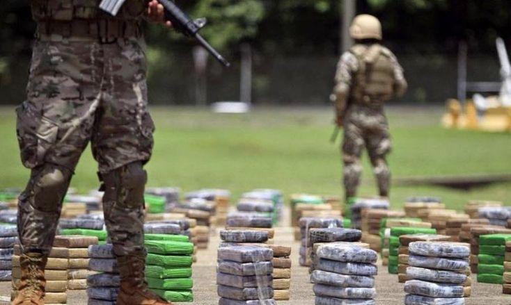 Panamá vuelve a batir récord anual en el decomiso de drogas - El Nuevo Diario