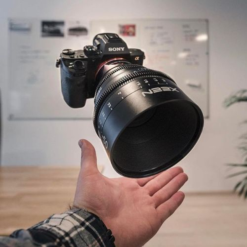 Who loves cinematic lenses? Check out @ottovollmann Xeen 50m prime lens f1.4 mounted in the Sony A7SII! Selected by @AroundQ Follow  Tag @SonyImages #SonyImages for feature via Sony on Instagram - #photographer #photography #photo #instapic #instagram #photofreak #photolover #nikon #canon #leica #hasselblad #polaroid #shutterbug #camera #dslr #visualarts #inspiration #artistic #creative #creativity