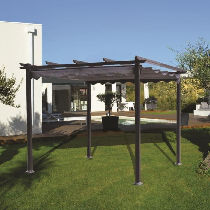 17 best ideas about tonnelle 3x3 on pinterest pergola. Black Bedroom Furniture Sets. Home Design Ideas
