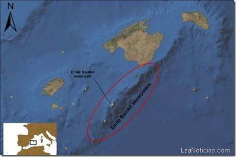 La gigantesca montaña submarina de la que nada se conoce (imagen) lo lee primero en Lea Noticias - Noticias de Anzoátegui, Venezuela y el mundo