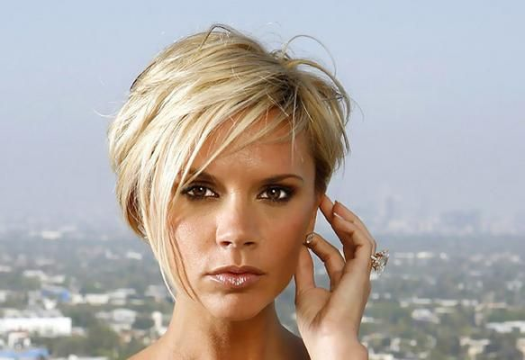 """posh spice blonde 