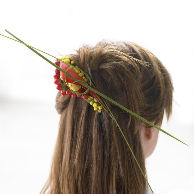 włosy na komunię, fryzury na komunię