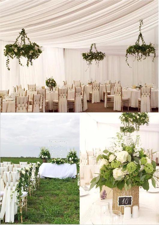 Nunta la ferma #corturiyesevents Barn Wedding Ideas