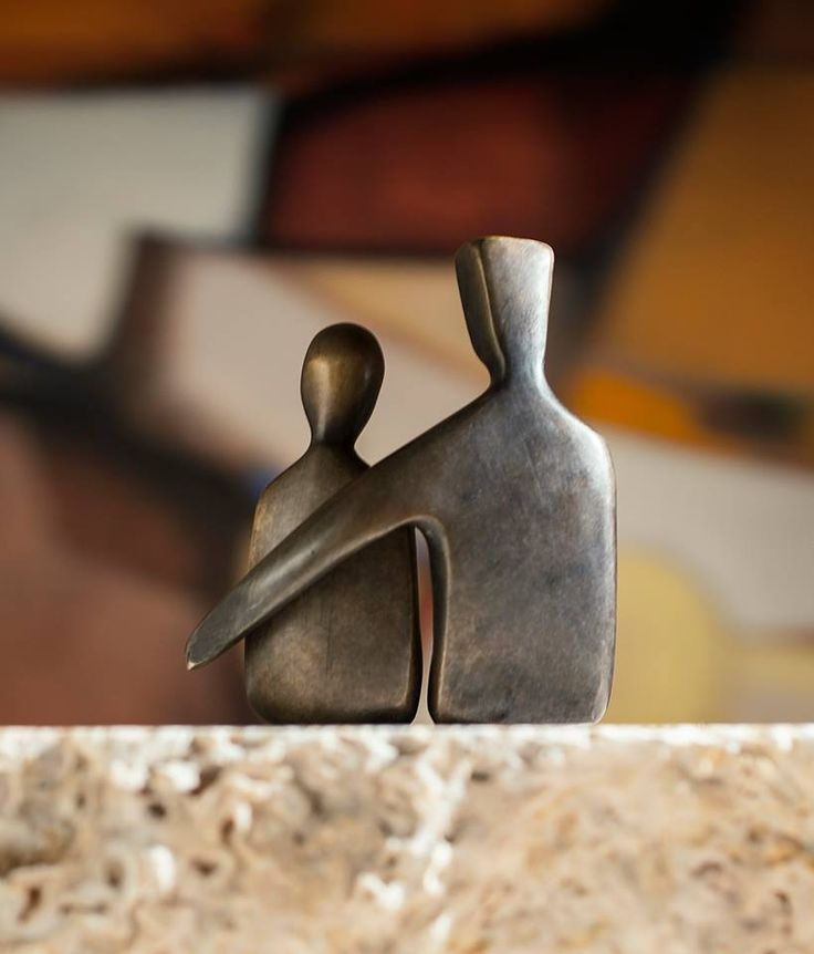 Yenny Cocq Bronze Sculpture