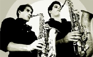 Double - Up Saxophone Duo