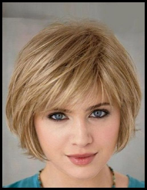 Low Maintenance Thick Hair Short Layered Haircuts 7