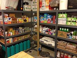 A Prepper's Guide to a Completely Free Stockpile